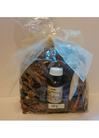 Vanilla Bean Pot Pourri 150g with Fragrance Oil