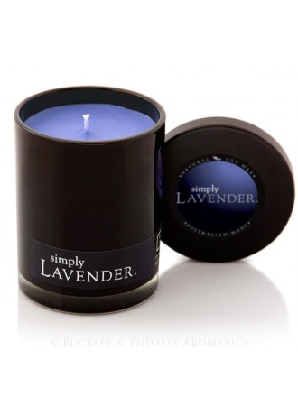 Simply Soy Jar Candle Lavender