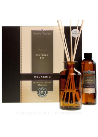 Gumleaf Essentials Reed Diffuser Set Relaxing (New)