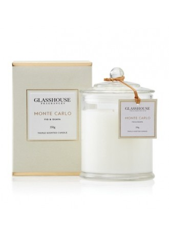 Glasshouse Fragrances  Candle-Monte Carlo
