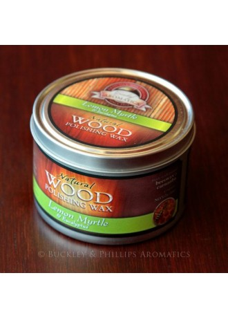 Gumleaf Aromatics Wood Polish Lemon Myrtle & Eucalyptus