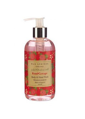Julie Dodsworth Body & Hand Wash Rose Cottage