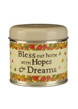 Julie Dodsworth Hopes & Dreams Candle Tin