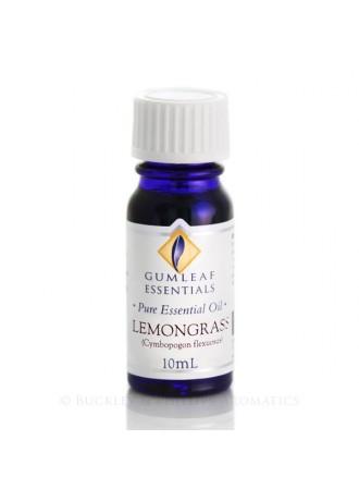 Gumleaf Essentials Essential Oil Lemongrass 10ML