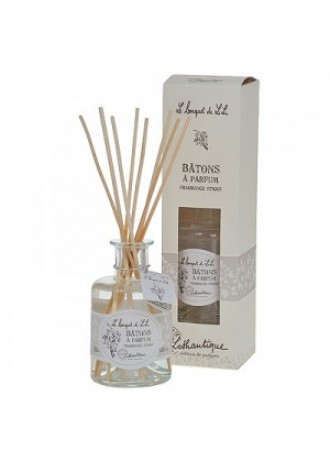 Lothantique Bouquet of Lili Room Diffuser 200 ml (White Flower Fragrance)