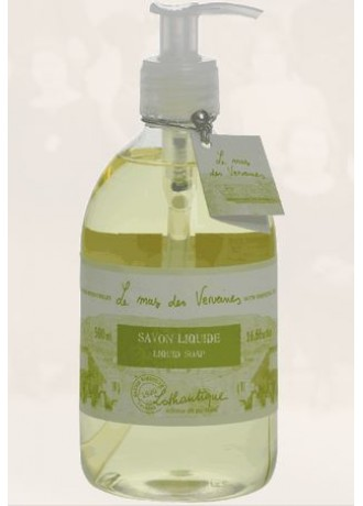 Liquid Soap  Mas de Verveines *New* 500 ml