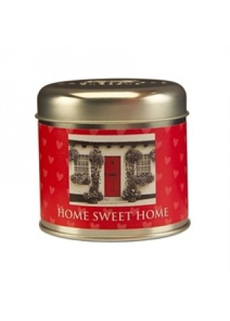 Timeless Collection Home Sweet Home Candle Tin