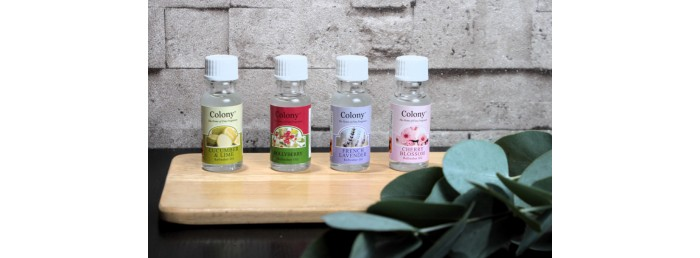 Refresher/Fragrance Oils
