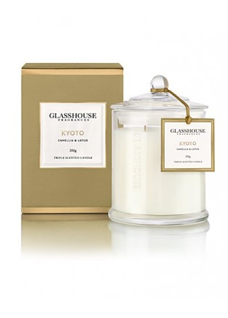 Glasshouse Fragrances  Candle-Kyoto