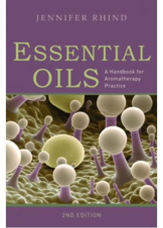 Essential oils -A handbook for Aromatheraphy Practice By Jennifer Peace Rhind