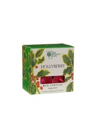 Hollyberry 12 Tealights