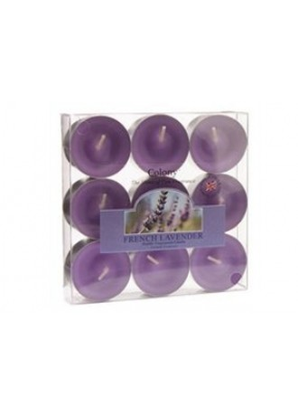French Lavender 9 Tealights